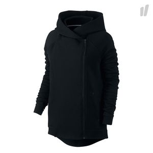 Nike Tech Fleece Cape Solid Black 684928